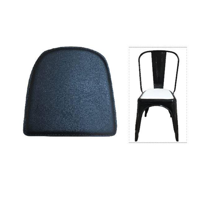 RELIX Κάθισμα Καρέκλας Pvc Μαύρο (Μαγνητικό) Ε519,2Κ