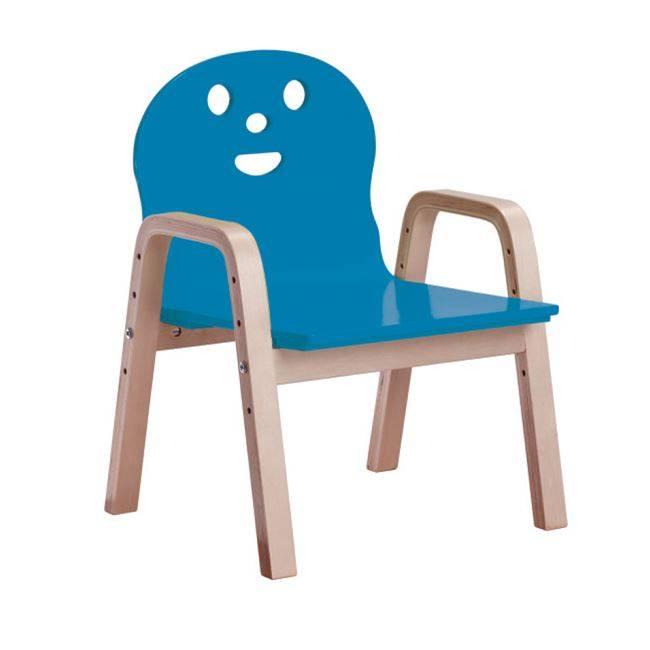 KID-FUN Παιδική Πολυθρόνα Σημύδα/Μπλε Ε7202,1