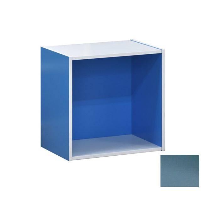 DECON CUBE Κουτί 40x29x40cm Μπλε Ε828,2