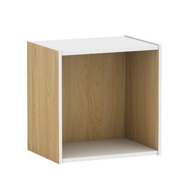 DECON CUBE Κουτί 40x29x40cm απόχρ.Σημύδας Ε828,7