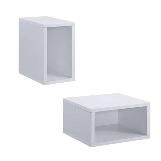MODULE Κουτί 30x17x30cm Άσπρο Ε8605,1