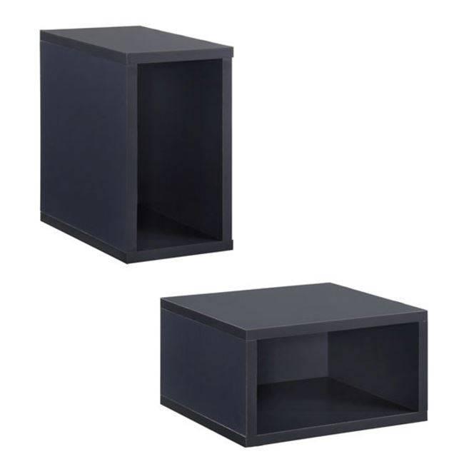 MODULE Κουτί 30x17x30cm Ανθρακί Ε8605,4