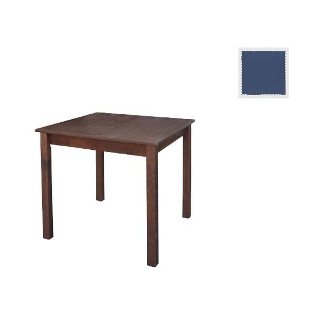 ΤΑΒΕΡΝΑΣ Τραπ.80x80 Επιφ.Κ/Π Εμπ.Μπλε Λυόμενο Ρ517,Ε3