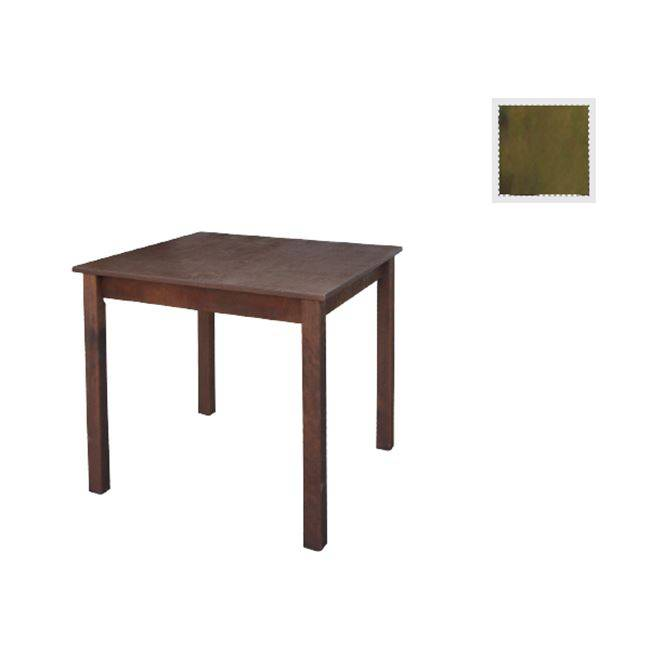 ΤΑΒΕΡΝΑΣ Τραπ.80x80 Επιφ.Κ/Π Εμπ.Πράσινο Λυόμενο Ρ517,Ε6
