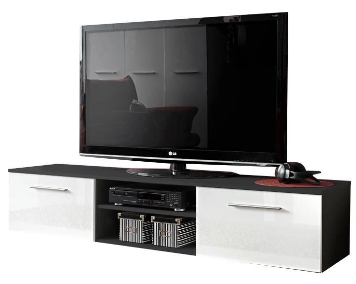 Βάση Τηλεόρασης -Μαύρο - Λευκό