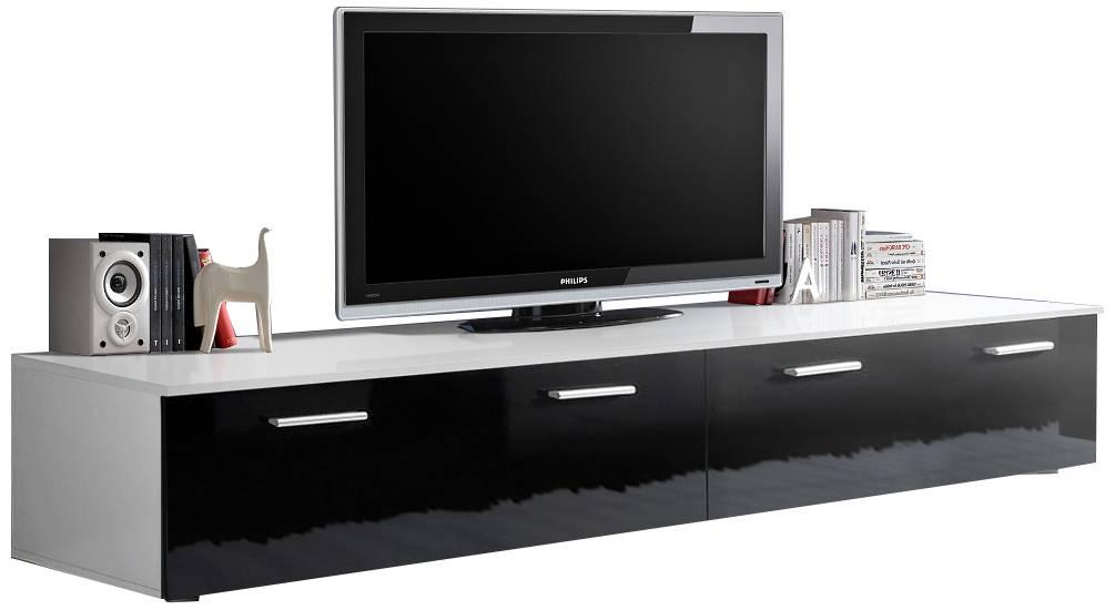 Βάση Τηλεόρασης -Λευκό - Μαύρο